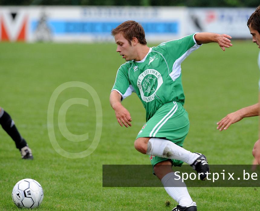 Deerlijk sport : Louis Bincquet.foto VDB / BART VANDENBROUCKE