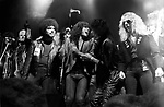 Mark Free, Dave Alford, Mark Stein, Paul Shortino, kevin DuBrow