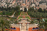 The Bahai Shrine and Gardens