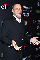 NEW YORK, NY- OCTOBER 6: F. Murray Abraham at PaleyFest New York 2016 presents the screening of  Homeland at the Paley Center for Media in New York City on October 06, 2016. Credit: RW/MediaPunch