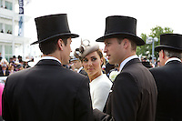 Jake Warren, Catherine Duchess of Cambridge and Prince William