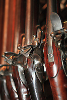 Tower Of London Armoury Flintlocks - London