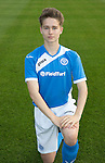 St Johnstone Academy Under 17&rsquo;s&hellip;2016-17<br />Gavin Brown<br />Picture by Graeme Hart.<br />Copyright Perthshire Picture Agency<br />Tel: 01738 623350  Mobile: 07990 594431
