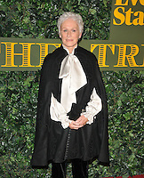 Glenn Close at the London Evening Standard Theatre Awards 2016, The Old Vic, The Cut, London, England, UK, on Sunday 13 November 2016. <br /> CAP/CAN<br /> &copy;CAN/Capital Pictures /MediaPunch ***NORTH AND SOUTH AMERICAS ONLY***