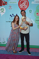 CULVER CITY, CA - SEPTEMBER 24: Amy Davidson, Lennox Sawyer Lockwood, Kacy Lockwood  attends the Step2 & Favored.by Present The 5th Annual Red Carpet Safety Awareness Event at Sony Pictures Studios on September 24, 2016 in Culver City, California. (Credit: Parisa Afsahi/MediaPunch).