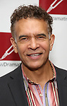 Brian Stokes Mitchell attends The New Dramatists' 68th Annual Spring Luncheon at the Marriott Marquis on May 16, 2017 in New York City.