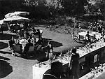 Prize giving Harrow Gardens 1930s