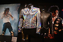 May 12, 2010 - Tokyo, Japan - King of Pop's 'Dangerous Tour Jacket is on display at the 'Michael Jackson - The official Lifetime Collection' exhibition, in a hall at the foot of Tokyo Tower, Tokyo, Japan, on May 12, 2010. More than 280 items of Michael Jackson memorabilia including crystal-studded gloves and favorite 1967 Rolls Royce are on display until July 4. (c) MICHAEL JACKSON ESTATE.