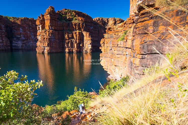 King George River, Kimberly Coast, Australia