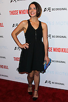 """HOLLYWOOD, LOS ANGELES, CA, USA - FEBRUARY 26: Paloma Kwiatkowski at the Premiere Party For A&E's Season 2 Of """"Bates Motel"""" & Series Premiere Of """"Those Who Kill"""" held at Warwick on February 26, 2014 in Hollywood, Los Angeles, California, United States. (Photo by Xavier Collin/Celebrity Monitor)"""
