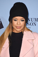 LONDON, UK. November 16, 2016: Sarah Jane Crawford at the launch of the Skate 2016 at Somerset House Ice Rink, London.<br /> Picture: Steve Vas/Featureflash/SilverHub 0208 004 5359/ 07711 972644 Editors@silverhubmedia.com