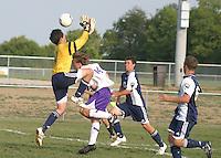 Boys JV Soccer vs Cathedral 9-8-08
