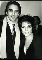 BNPS.co.uk (01202) 558833<br /> Picture: Warhol<br /> <br /> Liza Minelli and Mark Gero<br /> <br /> Never-before-seen photographs of celebrities captured in informal moments by the artist Andy Warhol are to be sold. The American pop artist used photography as a medium of art towards the end of his career and had a tendency to snap spontaneous moments. Many of his subjects were showbiz friends who frequented the same nightclubs as Warhol or visited his luxurious beach house or vast 'factory'. They included the likes of John Lennon, Mick Jagger, Elizabeth Taylor, Madonna, Sting, Bruce Springstein, Lizi Minnelli, Diana Ross and Debbie Harry. At the other end of the scale, he also turned his eye to capturing domestic items such as a room service tray, hotel chandeliers and even a row of urinals.