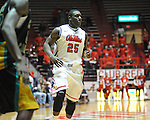 Ole Miss' Terry Brutus (25) vs. Coastal Carolina at the C.M. &quot;Tad&quot; Smith Coliseum in Oxford, Miss. on Tuesday, November 13, 2012.