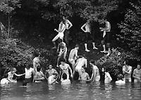 Woodstock Festival.