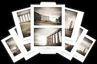 Folio Title: Calton Hill<br /> Size: 8 x 10.5 Inch<br /> Price: 150$ <br /> Photographs: Each folio consisted of 9 photographs<br /> Creation: This folio is handmade, design and hand-signed by Paul Chong<br /> Edition: Only 5 copies of folio will be release for every new edition<br /> Shipping: Free worldwide delivery