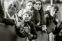 young fan waiting for an autograph<br /> <br /> 101th Ronde Van Vlaanderen 2017 (1.UWT)<br /> 1day race: Antwerp &rsaquo; Oudenaarde - BEL (260km)