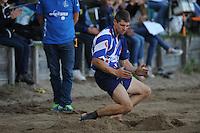 FIERLJEPPEN: JOURE: 27-06-2015, Oane Galama, ©foto Martin de Jong