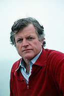 May 18th 1979, Hyannis Port, Massachusetts, Edward Kennedy, known as Ted, has been a member of the Democrat Party and Senator of Massachusetts at the US Congress since 1962. Kennedy, brother of former President John F. Kennedy and Senator Robert Kennedy, both of whom were assassinated, was regarded as an icon of the Democrat Party and a liberal. Kennedy died of brain cancer on Tuesday, August 25th, 2009, at his home in Hyannis Port.