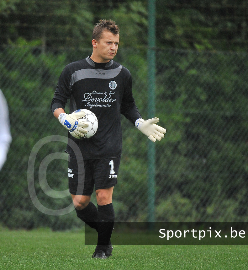 Emelgem Kachtem : Lander Thomas<br /> foto VDB / Bart Vandenbroucke