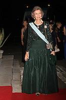 Royal wedding of HRH Crown Prince Leka II of Albania & Elia Zaharia - Dinner - Albania