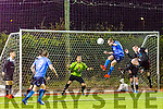 In Action in the Munster Junior Cup S/F Tralee Dynamos v Dingle at Mounthawk Park on Thursday