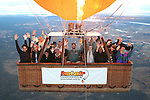 20110717 Sunday July 17 Gold Coast Hot Air ballooning