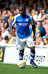 St Johnstone FC...2012-13.Nigel Hasselbaink;.Picture by Graeme Hart..Copyright Perthshire Picture Agency.Tel: 01738 623350  Mobile: 07990 594431