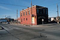 1982 January 05..Redevelopment.Church Street..CORNER OF CHAPEL & VIRGINIA BEACH BOULEVARD.HUNTERSVILLE...NEG#.NRHA#..