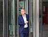 Andrew Marr Show departures <br /> at BBC Broadcasting House, London, Great Britain <br /> 18th September 2016 <br /> <br /> Tim Farron MP <br /> Leader of the Liberal Democrats <br /> <br /> <br /> <br /> Photograph by Elliott Franks <br /> Image licensed to Elliott Franks Photography Services