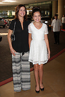 LOS ANGELES - AUG 2:  Bailee Madison and her mother arrives at the Hallmark Channel TCA Press Tour 2012 at Beverly Hilton Hotel on August 2, 2012 in Beverly Hills, CA