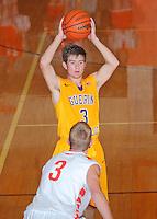Boys Varsity Basketball vs. Hamilton Heights 12-5-14