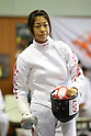 Shino Yamanaka (JPN), OCTOBER 30, 2011 - Modern Pentathlon : The 2nd All Japan Women's Modern Pentathlon Championships fencing at JSDF Physical Training School, Saitama, Japan. (Photo by YUTAKA/AFLO SPORT) [1040]
