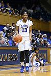 14 December 2015: Duke's Crystal Primm. The Duke University Blue Devils hosted the University of Massachusetts Minutewomen at Cameron Indoor Stadium in Durham, North Carolina in a 2015-16 NCAA Division I Women's Basketball game. Duke won the game 70-46.