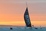 2013 - ALEX THOMSON VENDEE GLOBE ARRIVAL - 3rd - 30th OF JANUARY - LES SABLES D'OLONNE - FRANCE