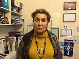 """Ella Poljakowa, die """"Soldatenmutter von Sankt Petersburg"""""""