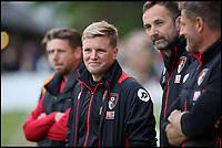 BNPS.co.uk (01202 558833)<br /> Pic: RichardCrease/BNPS<br /> <br /> Dream teams in the dugouts...<br /> <br /> Charity football match in aid of the Louis Ross Foundation held at Wimborne Town Football Club  with guest managers Eddie Howe and Graeme Souness taking charge of the  two teams made up of former school friends and football friends of Louis, 17, who died in a skiing accident in France.