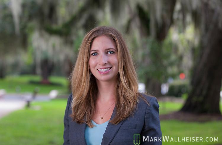 Hopping Green & Sams attorney Alyssa Cameron in Tallahassee, Florida September 3, 2014