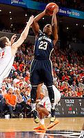 20140222_Notre Dame_UVa Mens Basketball