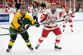 101023 - Clarkson University Golden Knights at Boston University Terriers WIH