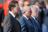 Rajoy honors those killed in wildfire
