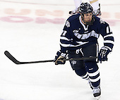 Scott Pavelski (UNH - 11) - The Boston College Eagles defeated the visiting University of New Hampshire Wildcats 5-2 on Friday, January 11, 2013, at Kelley Rink in Conte Forum in Chestnut Hill, Massachusetts.