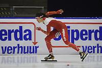SCHAATSEN: HEERENVEEN: IJsstadion Thialf 05-02-2016, Topsporttraining en wedstrijd, Marrit Leenstra, ©foto Martin de Jong