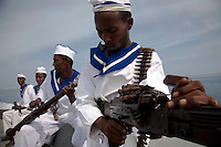 Somaliland pirates and coast guard