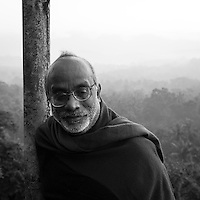 Anjalendran at Aluwihara. January 2013