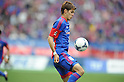 Ariajasuru Hasegawa (FC Tokyo),.MAY 20, 2012 - Football / Soccer :.2012 J.League Division 1 match between F.C.Tokyo 3-2 Sagan Tosu at Ajinomoto Stadium in Tokyo, Japan. (Photo by Hitoshi Mochizuki/AFLO)