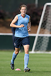 25 April 2008: Keeley Dowling. The United States Women's National Team held a training session in WakeMed Stadium, formerly SAS Stadium, in Cary, NC.