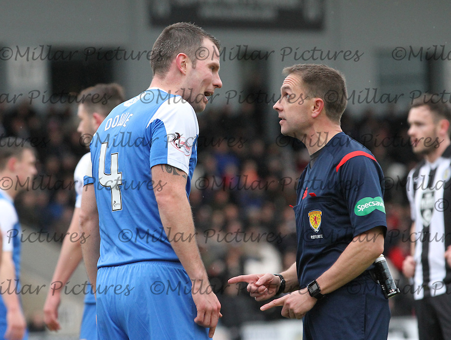 St Mirren v Queen of the South 060216