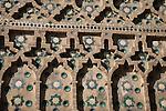 Facade of Seo Cathedral; Zaragoza; Saragossa; Aragon; Spain