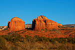 Cathedral Rock taken from Red Rock State Park near Sedona, Arizona.